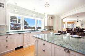 Traditional Kitchens With White Cabinets - green granite countertops colors u0026 styles designing idea