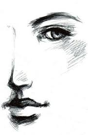 pen and ink art of beautiful eyes ink drawings pinterest ink