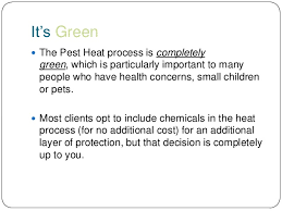 Bed Bug Heat Treatment Cost Estimate by Bed Bug Heat Treatment