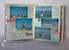 scrapbook photo albums cyprus vacation scrapbook album creative scrapbooking