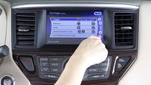 nissan pathfinder youtube 2015 2015 nissan pathfinder control panel and touch screen overview