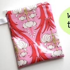 file cover design handmade fashionable wet bag allfreesewing com