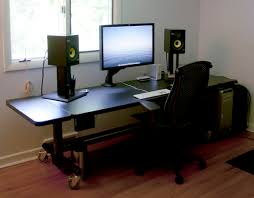 Pro Gaming Desk Gaming Desk Setup Gaming Desk Pinterest Gaming Desk Desk