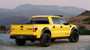 Ford Raptor Modified - ford f 150 raptor modified by hennessey to be sold drivers magazine