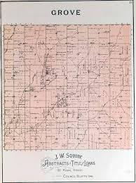 Plat Maps Iagenweb Pottawattamie Co Iowa Plat Maps 1900