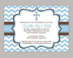 baptism invitation boy baptism invitation dedication