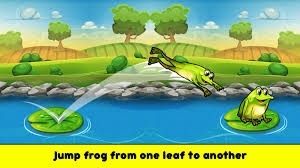 frog jumping android apps on google play