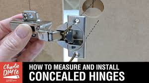 install ikea kitchen cabinet hinges how to measure install concealed hinges on cabinet doors
