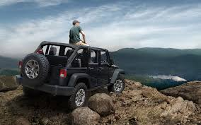 lowered 4 door jeep wrangler jeep wrangler unlimited rubicon gives you tried and true freedom so
