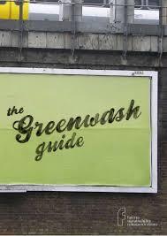 futerra greenwash guide