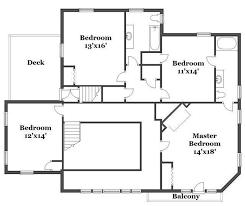 second floor plans jamestown ri vacation rental simple second floor floor plans 2
