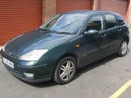 ford focus 1 6 2005 green manual petrol in leytonstone london