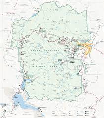 National Map Trail Ridge Road U2013 Wikipedia