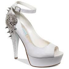 wedding shoes macys wedding dresses something blue by betsey johnson shoes el