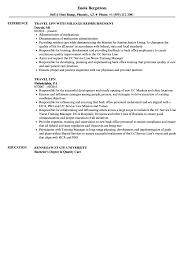 travel lpn resume samples velvet jobs