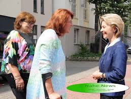 Bad Kreuznach News 34 Stunden Vor Wahlende Interview Mit Antje Lezius Cdu Nahe News