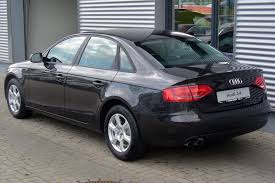 Audi Q7 Limo - file audi a4 limousine attraction 1 8 tfsi lavagrau heck jpg