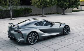 toyota sports car report new bmw and toyota sports cars to be built in austria