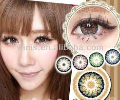 vanilla shake 4 tone soft 1 plano color contacts korean big
