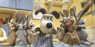happy birthday wallace gromit throng