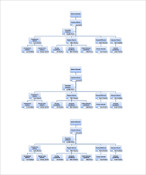 organizational chart template 13 download free documents in