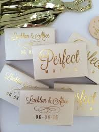 personalized wedding matches custom printed lots of colors and