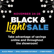 creative lighting sales