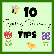 spring clean your casa 10 tips for tidying and organizing