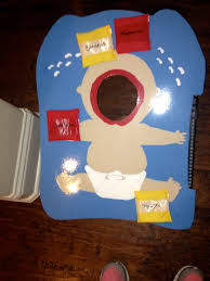 poster to cover board baby shower pinterest