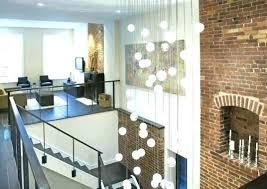 high ceiling light fixtures high ceiling light fixtures loft modern pendant light iron