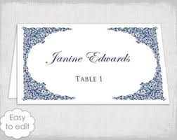 Table Card Template by Place Card Template Mint Lace Wedding Place Card Templates