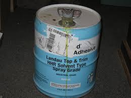 Upholstery Spray Glue What Adhesive Do I Use On Vinyl Rod Forum Hotrodders