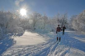 Garageneinfahrt Am Hang Xx Hohe Tour Skiwanderung
