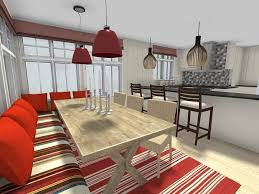 Eat In Kitchen Lighting by 4 Eat In Kitchen Ideas Roomsketcher Blog