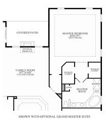 master bedroom floor plan regency at the bayhill home design
