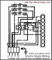 220 volt electric furnace wiring and goodman diagram gooddy org