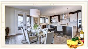 calgary home and interior design show open house luxury show home in patterson heights