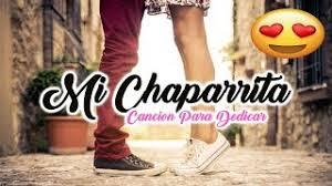 Te Amo Mi Princesa Rap Romantico Para Dedicar 2014 - et tã lã charger â mi chaparrita â â cancion para dedicar