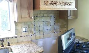 how to install kitchen tile backsplash tile backsplash installation contractor in union county nj