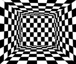 checkered bathroom floor wood floors
