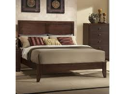 Low Profile Furniture by Crown Mark Silvia Queen Low Profile Bed Del Sol Furniture