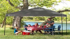 Patio Tent Gazebo by Ozark Trail Sun Wall For 10 X 10 Straight Leg Gazebos Gazebo Not