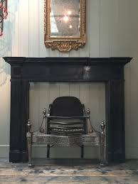 the chimneypiece is the place to start when creating a room