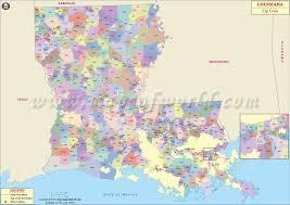 louisiana highway map louisiana zip code map louisiana postal code