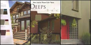 pretty exterior house design comes with gray wall paint color and