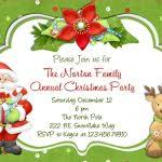 christmas party invitation template powerpoint 21 christmas