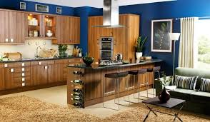wall kitchen ideas contrasting kitchen wall colors 15 cool color ideas