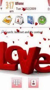 love themes for nokia 5233 love birds nokia 5233 themes free download page 2 dertz