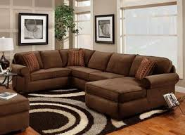 living room brown couch with colors carameloffers fiona andersen
