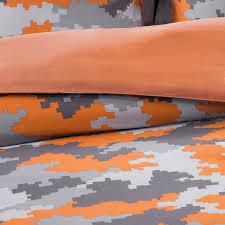 Camo Comforter Set Queen Grey Camo Bedding Teen Boy Camouflage Comforter Set Twin Xl Full
